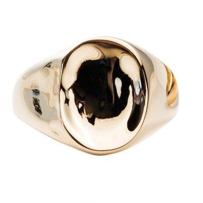 Bastard Collection Ring Sentimental Value MIDI Gold