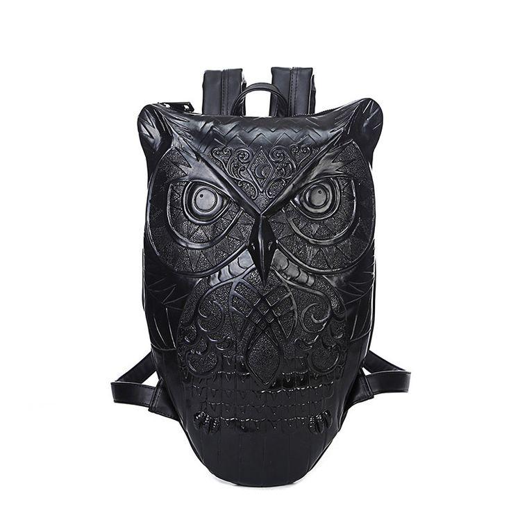 9 best bolsas goticas images on Pinterest | Backpacks, Leather ...