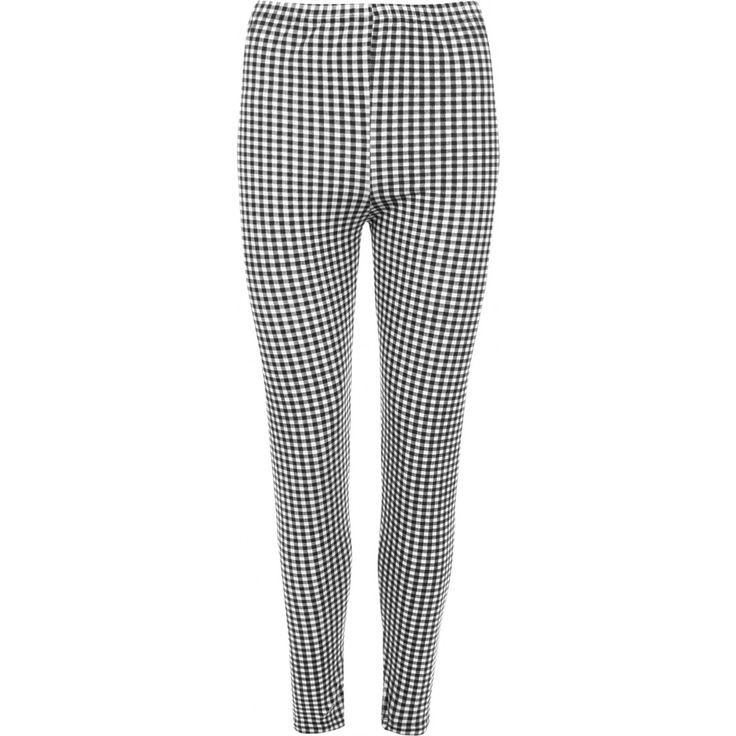 Nessa Gingham Check Leggings