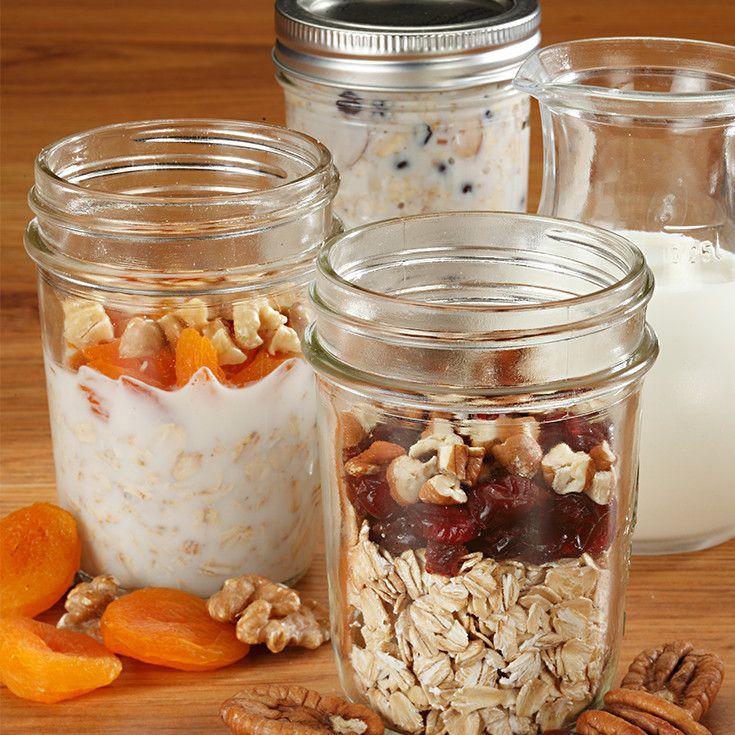 Pick your favorite flavor for a delightful fiber-full breakfast.