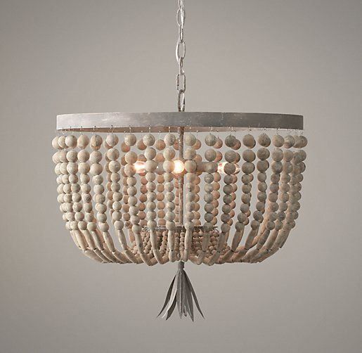 Best 25 Wood Bead Chandelier Ideas On Pinterest Bead