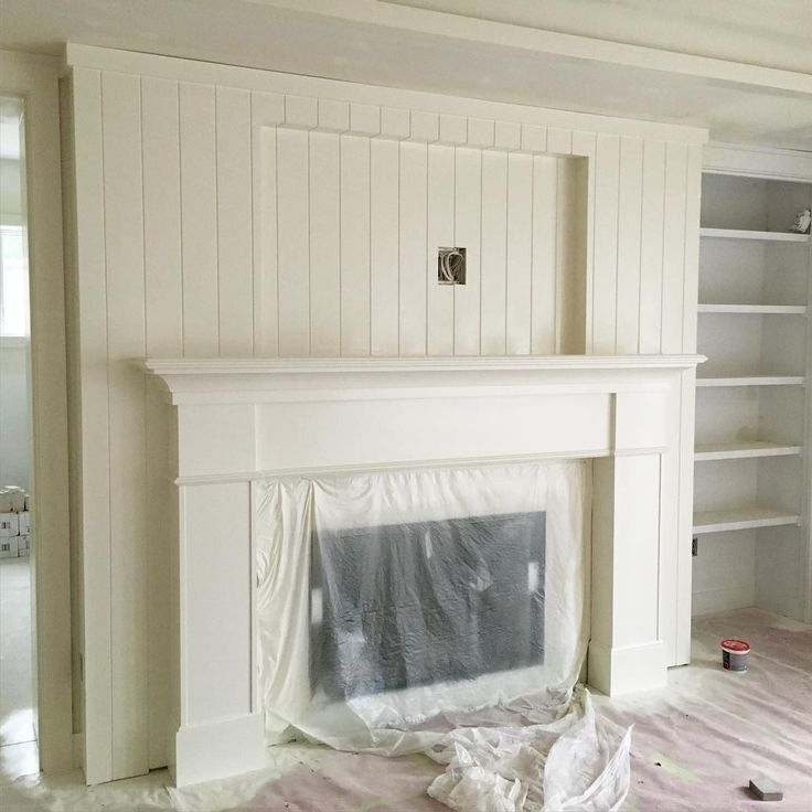 This trim color is one of our all-time favorites: @benjaminmoore 925 Ivory White…