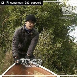 23 個讚,1 則留言 - Instagram 上的 Debbie Moh(@debbie_moh):「 #Repost @sunghoon1983_support ・・・ [ 3/9 ] #SUNGHOON OFFICIAL PHOTO from #SBS  Thank you <Jungle's… 」