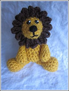 "Timmy The Tiny Lion - Free Amigurumi Pattern - PDF File click "" download "" or "" free Ravelry download """