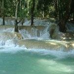 [ラオス]ルアンパバーンの隠れ滝・セー滝