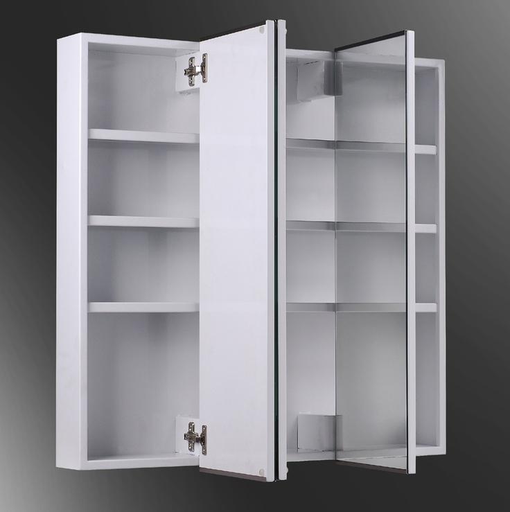 New 3 Inch Deep Surface Mount Medicine Cabinet