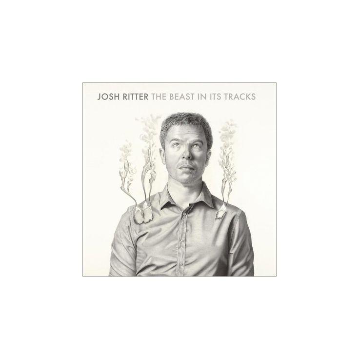 Josh ritter - Beast in its tracks (CD)