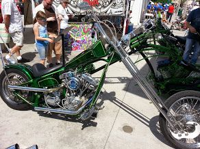 OCC chopper old school