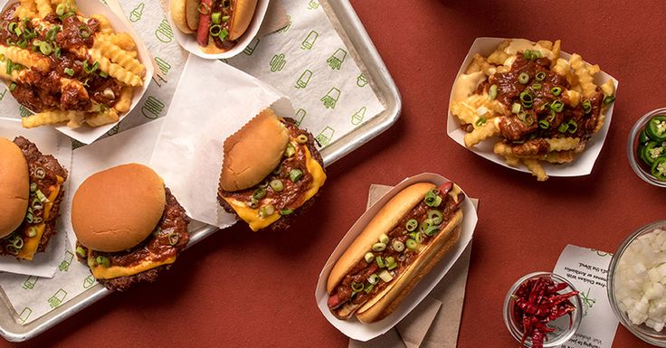 For a limited time, Shake Shack is releasing a chili-themed menu that spices up its normal cheeseburgers, hot dogs and fries.