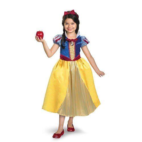 Disfraz blancanieves niña - Imagui