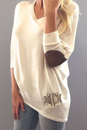 Camisa Casual Cuello V