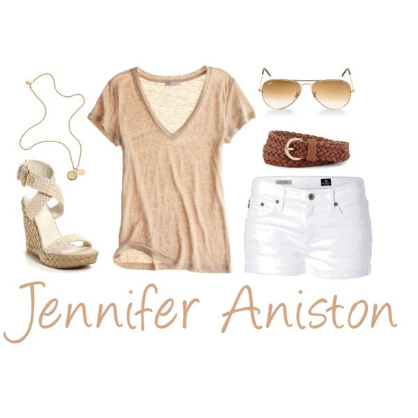 Jennifer Aniston, created by stephaniemd7 on Polyvore