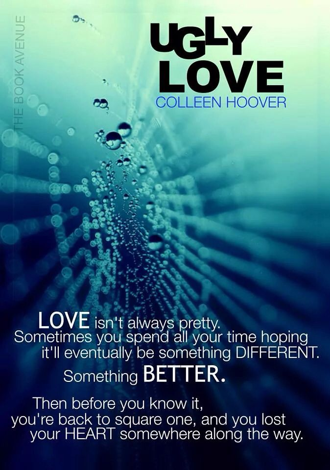77 best ugly love images on pinterest ugly love colleen hoover ugly love by colleen hoover fandeluxe Gallery