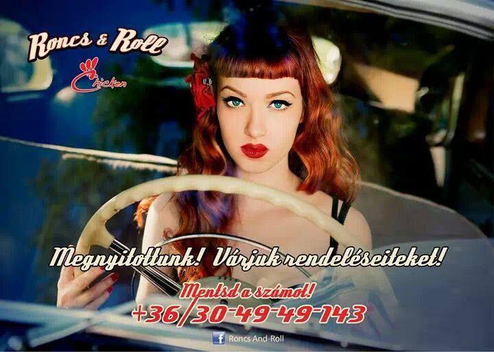 Roncsbár Debrecen Csapó utca  27 www.roncsbar.hu  Csirkefon:+36-30-49-49-143