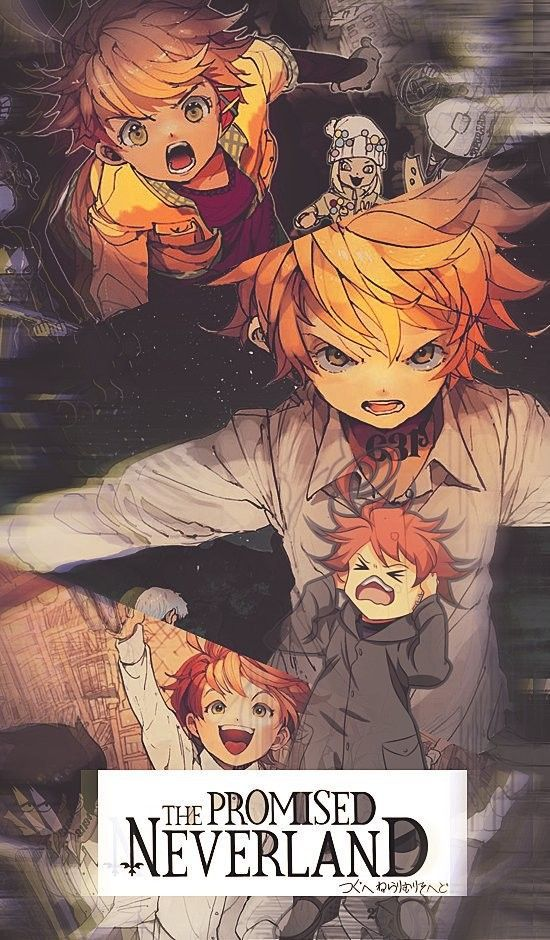 Will You Forgive Me Promised Neverland Neverland Anime Art