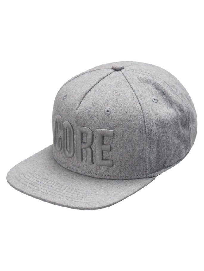 For the urban styled man: a light grey melange urban cap | JACK & JONES