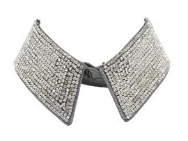 Mimco, Rajah Crystal Collar, $129.00, Shop 42, Ground Floor, QVB