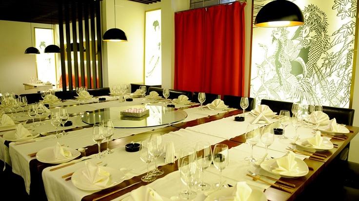 5 Elements Restaurant - Bucharest