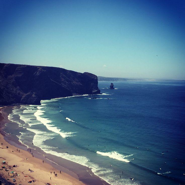 Beautiful Arrifana beach!
