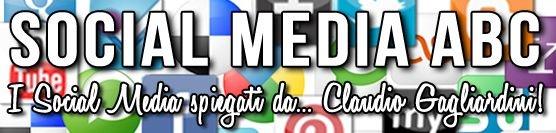 I Social Media spiegati in 140 caratteri su Nowmedia.it. Oggi è il mio turno su http://www.nowmedia.it/2012/03/26/socialmediaabc-i-social-media-spiegati-da-claudio-gagliardini/.