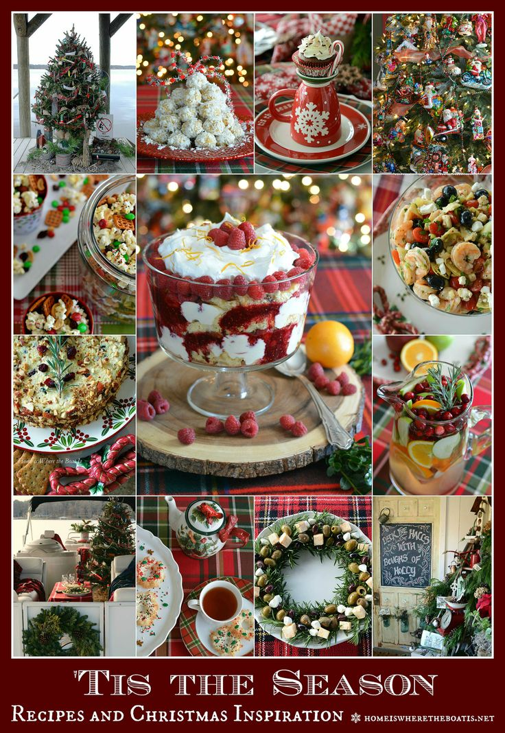 If you're like me, you're busydecking the halls and trimming the tree. I pulled together some inspiration from the archives to help us get in the Christmas spirit! Click on the links …