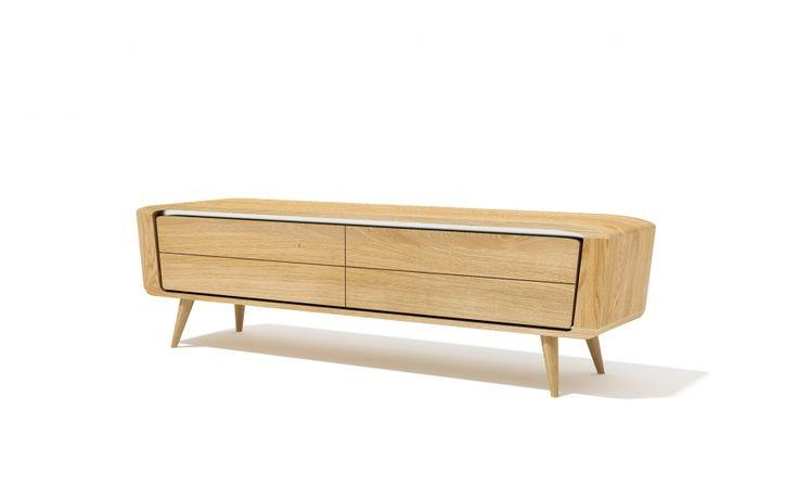 konické nôžky z dreva - Nábytok z masívu