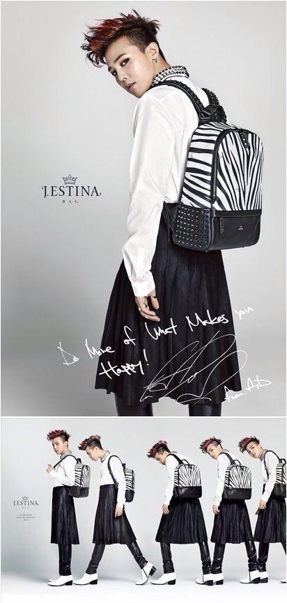 Dragon fashion | BB:G Dragon | Pinterest