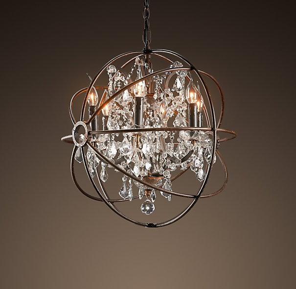 loving this chandelier