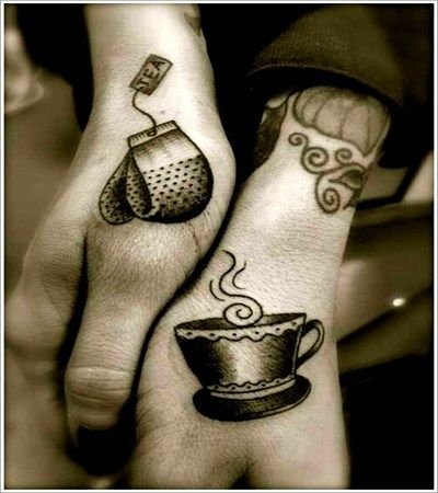 Beautiful Tattoo Designs For Couples