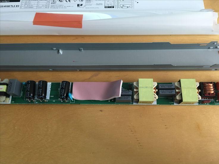 Philips HF-Pi 28/35/49/80 TL5 EII HF-Performer Intelligent 9137 006 526