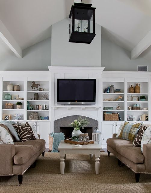 22 Best Home Tv Above Fireplace Images On Pinterest