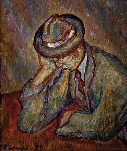 VILHO LAMPI Juoppo (1929)