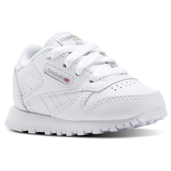 Reebok Classic Leather Shoes - Toddler