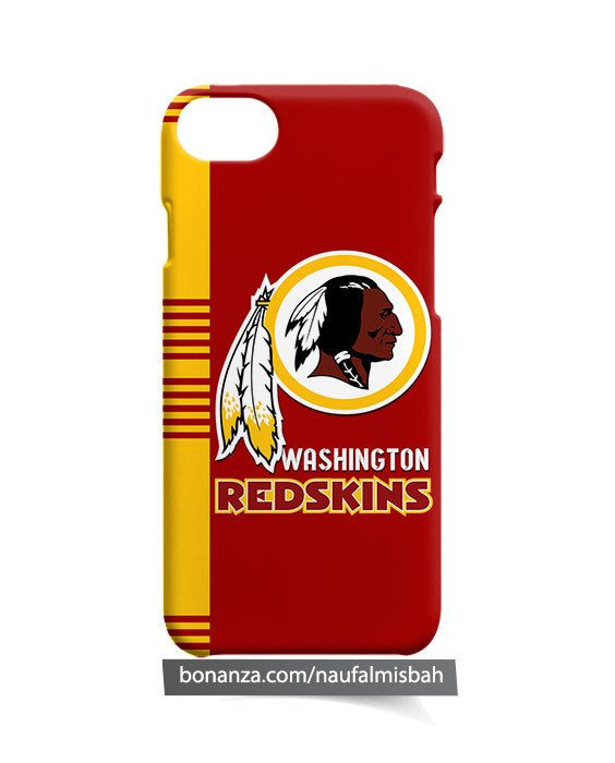 Washington Redskins Line iPhone 5 5s 5c 6 6s 7 + Plus 8 Case Cover - Cases, Covers & Skins