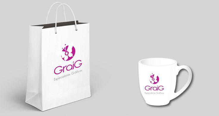 Diseño Bolsa + mug