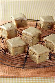 Przepis na ciasto kawowe z orzechami