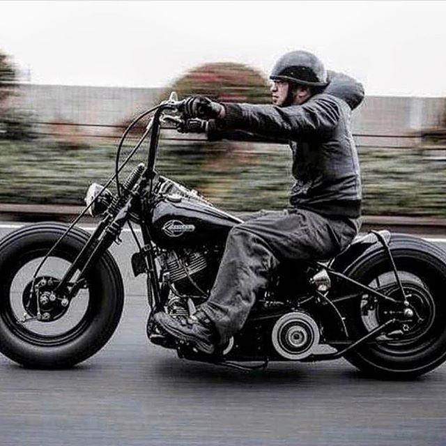Bobber motorcycle diy Harley custom customs cafe racer Honda products sportster triumph rat chopper ideas shadow softail vstar xs650 virago helmet tattoo old school Suzuki style hardtail seat dyna vt600 ironhead #harleydavidsonchoppersoldschool