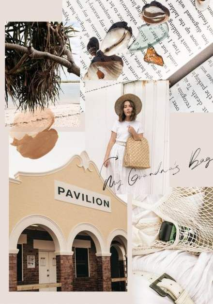 36  ideas fashion ilustration collage textiles mood boards