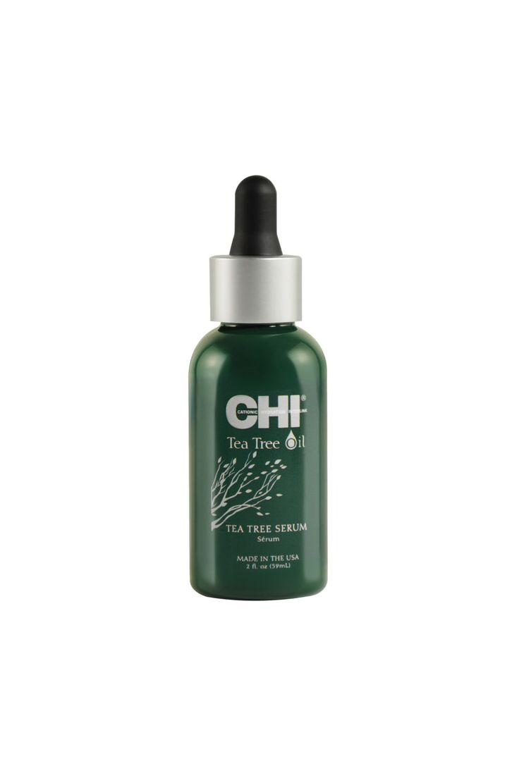 CHI - Tea Tree – Oil Tea Tree Serum - Birchbox