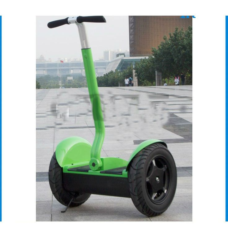 Green ZL-03i Segway Style Personal Electric Transporter    Compare the Segway i2 pt to the Segway for sale alternative ZL-03i personal Electric Transporter Today.   www.roboscooters.com