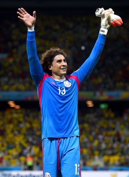powerade wallpaper guillermo ochoa - photo #18