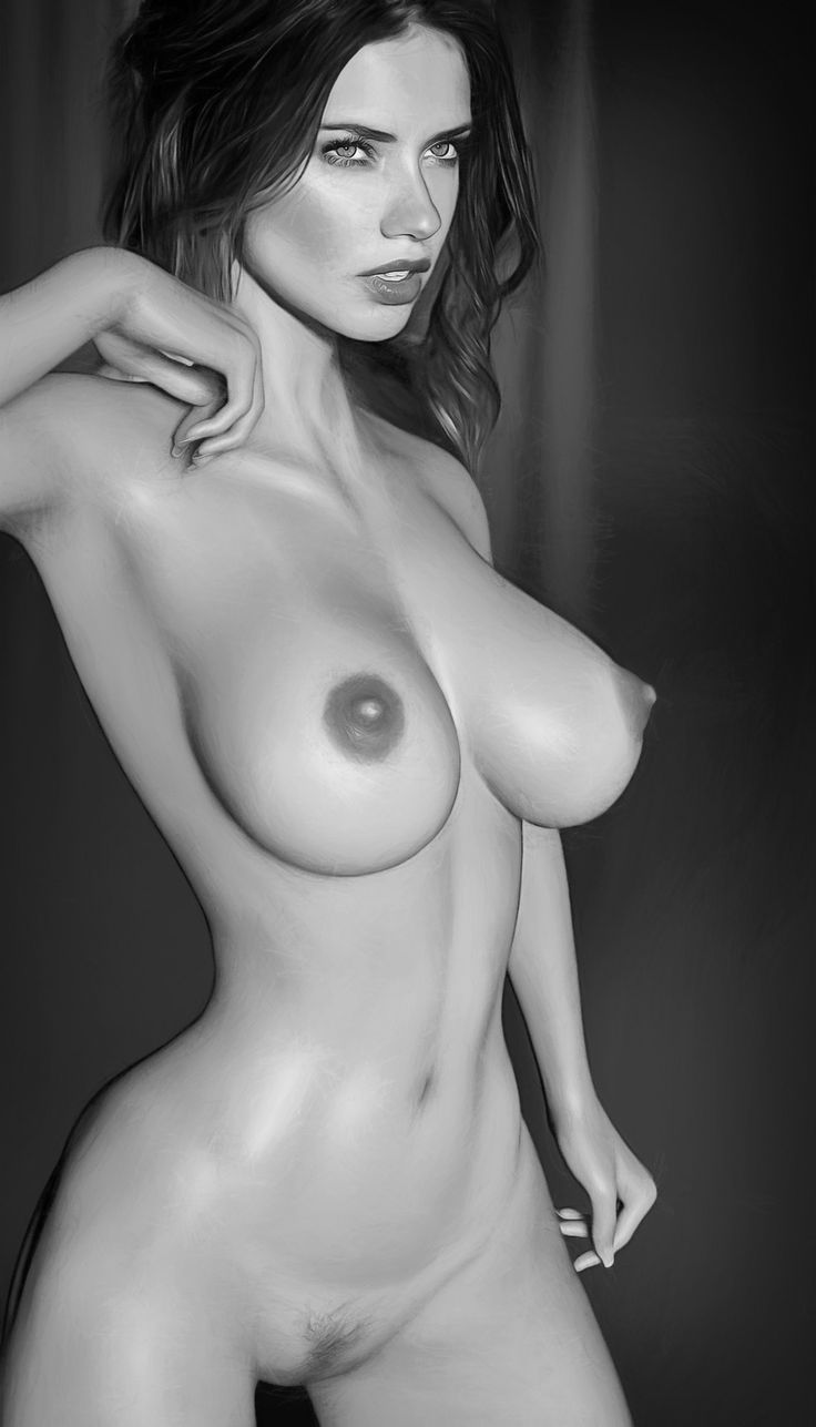 perfect female form vintage nudes