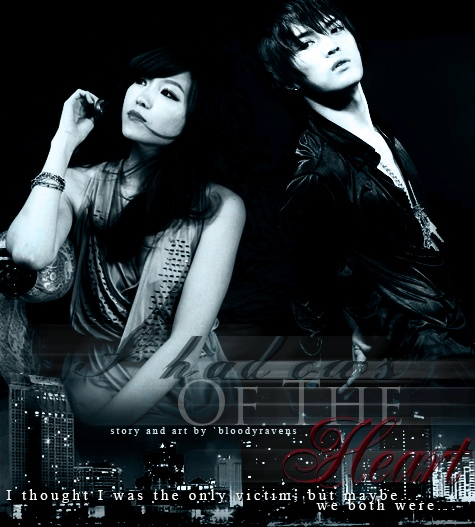 Shadows of the Heart is a story that features Kim Jaejoong of DBSK and my original character Hwang Aerin.