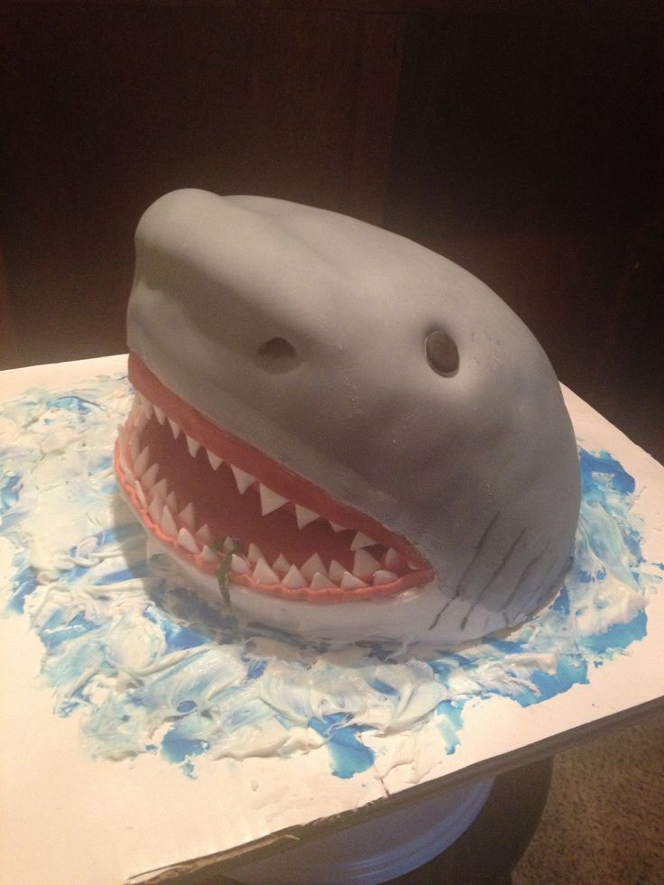 Hungry Shark Evolution Amazing Cakes Pinterest