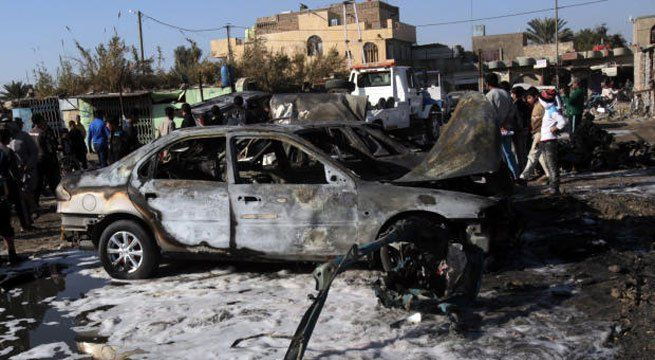 Kabul: A suicide car bomb detonated near an army base in the eastern Afghan province of Khost on Friday, killing one soldier and wounding several before the army repelled at attack on the base by four gunmen, the district chief said. The blast, 50 metres (yards) from the base, was heard several...