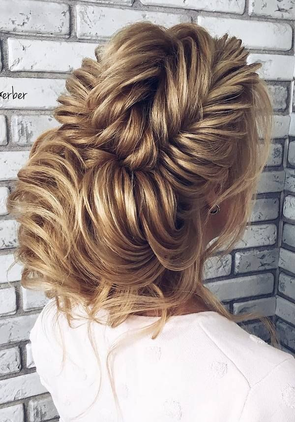 Bridal Hairstyles For Long Hair With Flowers : 1615 best wedding hairstyles images on pinterest