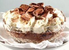 Bar One Trifle - Bak en Brou