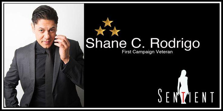 Congrats to Shane C. Rodrigo on that third star. Say hi to Shane.  http://www.sentient.tv/members/steviepunch/