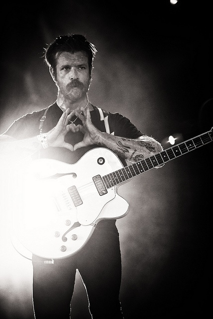 Eagles of Death Metal, Lowlands 2012