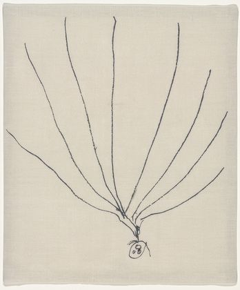 Louise Bourgeois. Untitled, no. 4 of 36, from the series, The Fragile. 2007